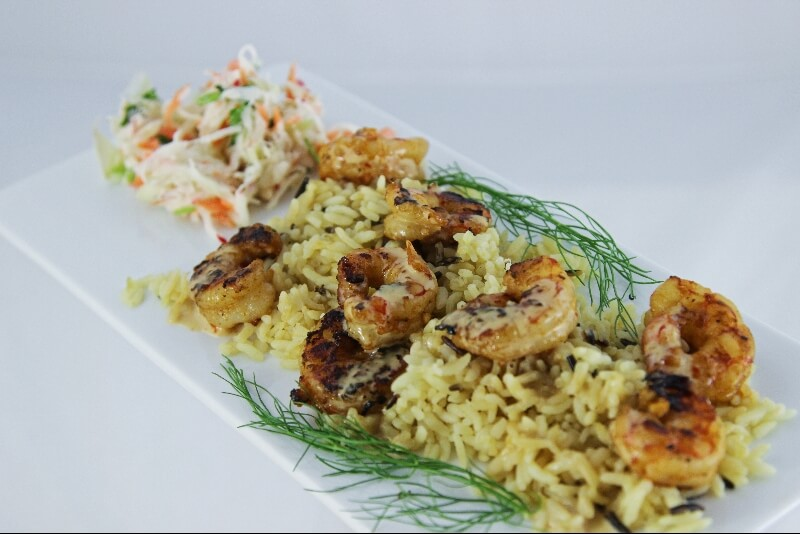 Crevettes de la Nouvelle Orléans