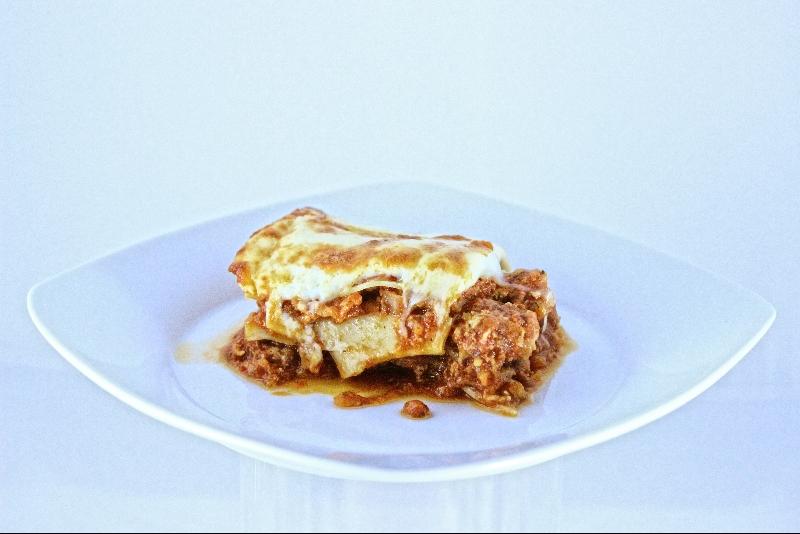 Lasagne au porc extra-viande