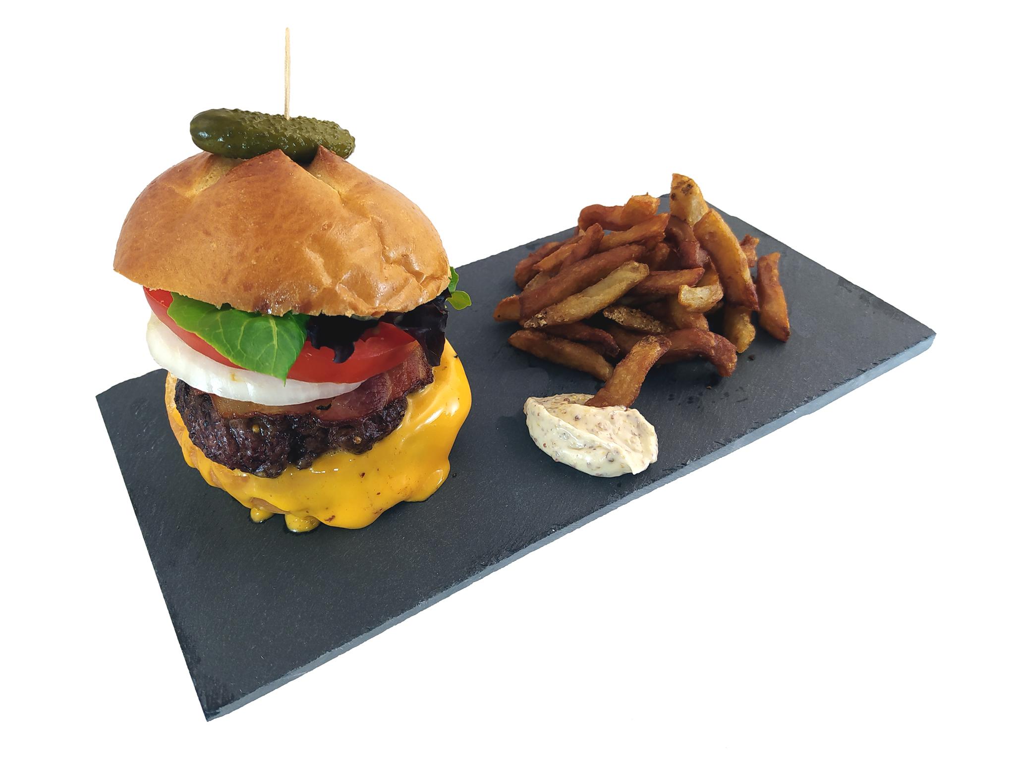 Burger le Queber