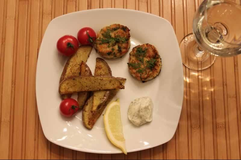 Croquette de crabe 1 | Recettes Gourmandes