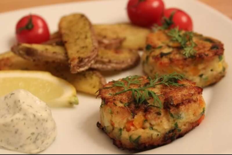 Croquette de crabe 2 | Recettes Gourmandes
