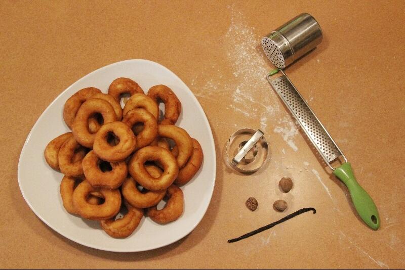 Beignes a l'ancienne 1 | Recettes Gourmandes