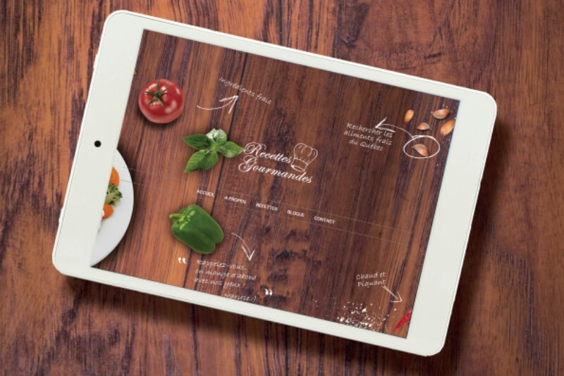 concours recettes gourmandes