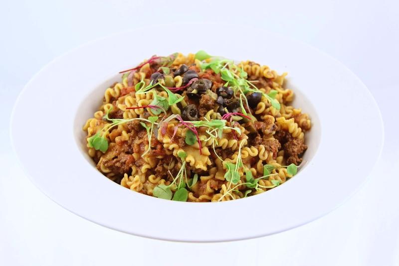 Lasagnetta, sauce a la viande et courgettes 2 | Recettes Gourmandes