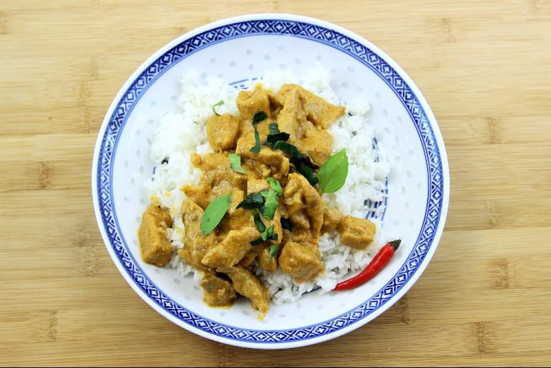 Porc panang 3 | Recettes Gourmandes