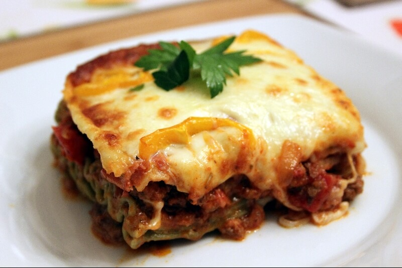 Lasagne traditionnelle