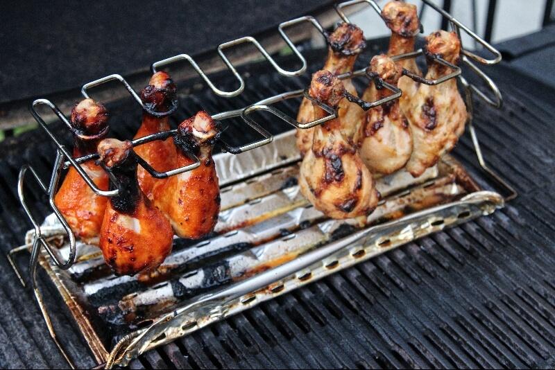 Pilons de poulet 2 façons