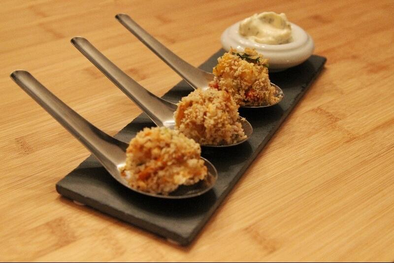 Grelots de crevette croustillante