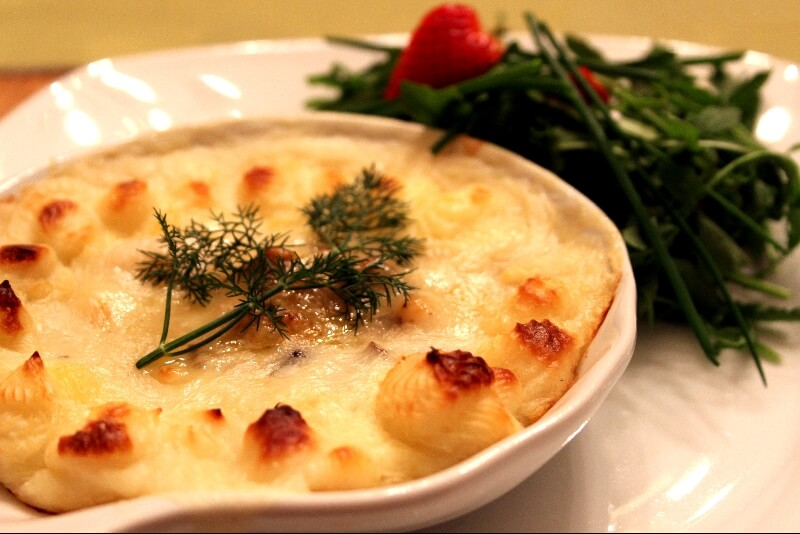 Coquille St-Jacques